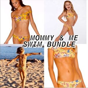 L*Space Little*L Mommy & Me Matching Bikinis